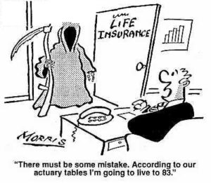 Actuarial Jokes | >TheActuary Net | Actuarial Knowledge