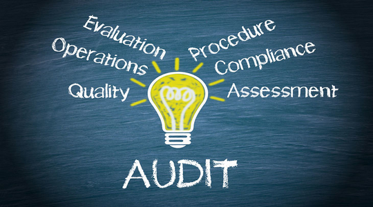 Audit – explained in 5 steps