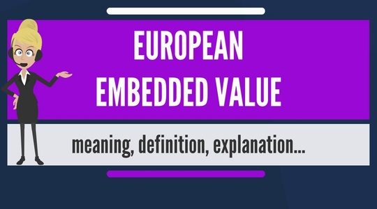 Embedded Value – EV